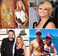 Miranda Lambert Through The Years