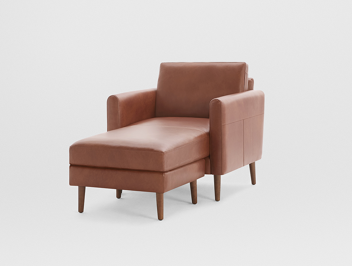 Nomad Club Chair with Chaise