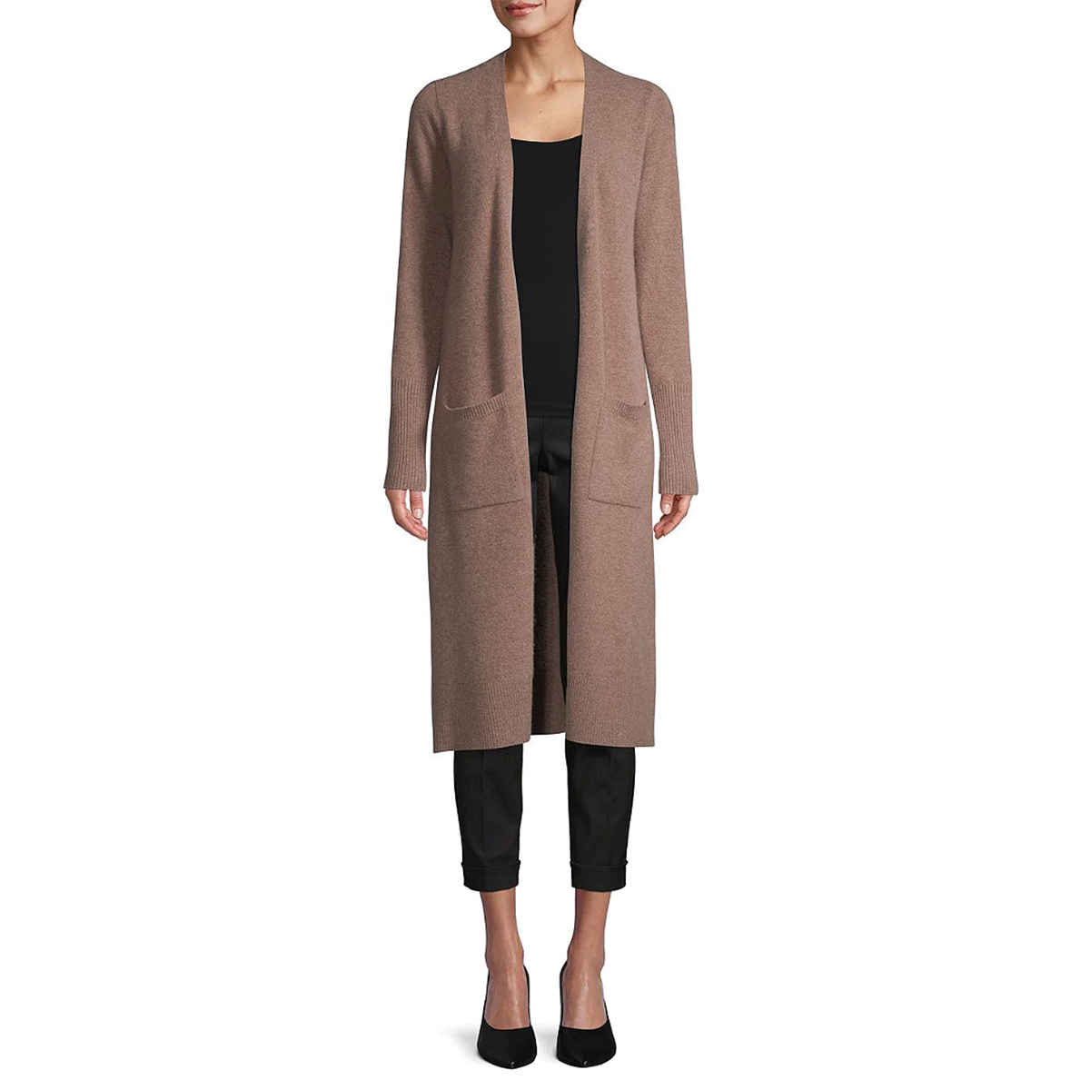 Save Over $100 on This Cashmere Duster (and Get Another One Free!)