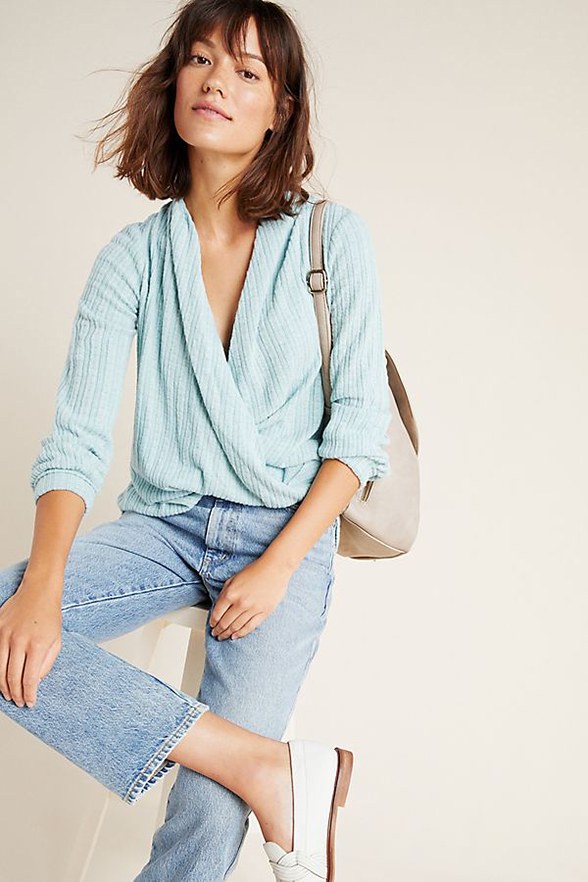 5 Charming Tops You Need From Anthropologie's 50%-Off Sale