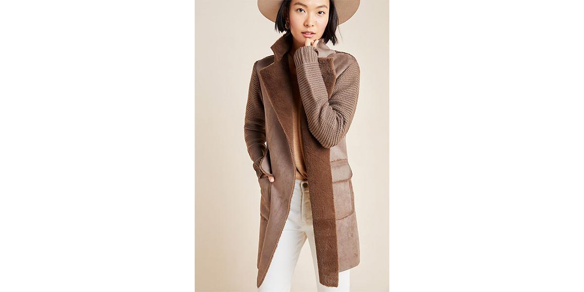Piper Sweater Coat