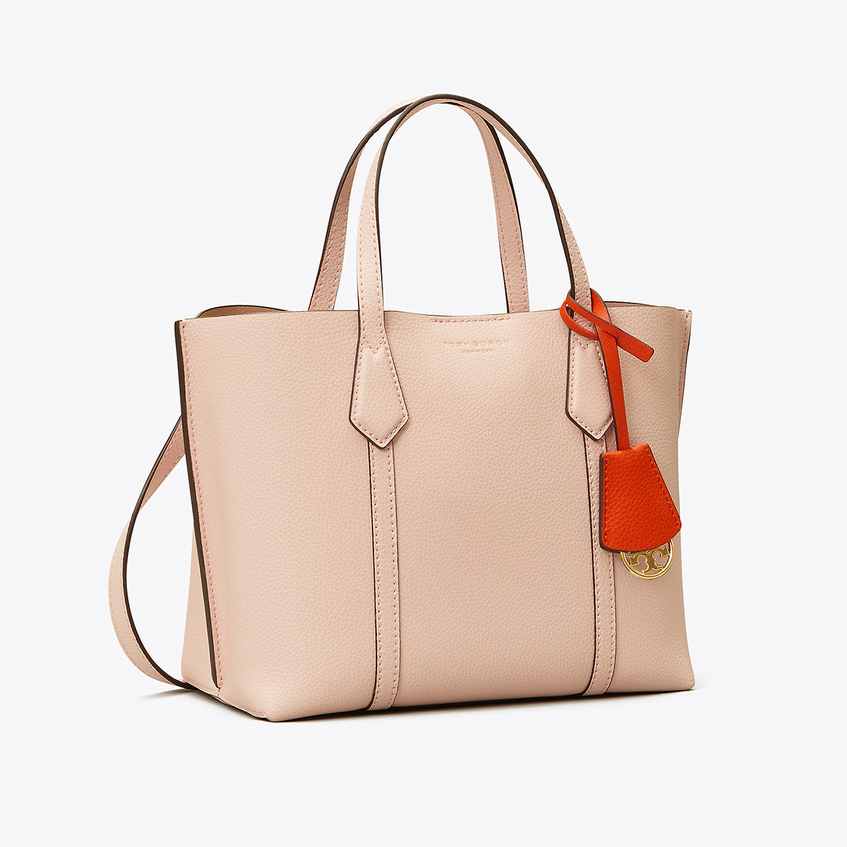 Perry Small Triple-Compartment Tote