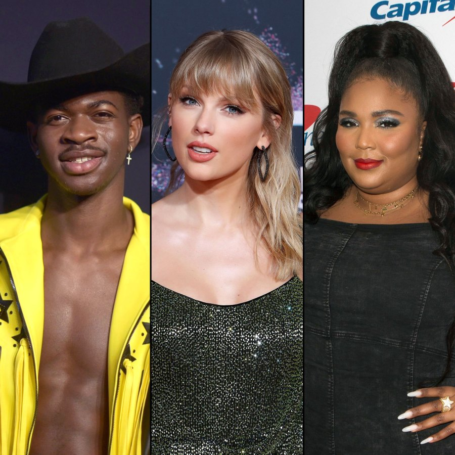 10 Best Songs of 2019 Lil Nas X Taylor Swift Lizzo