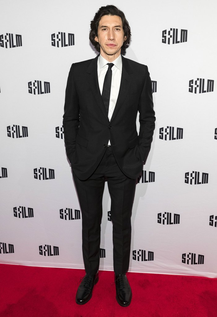 Adam Driver SFFILM Awards Walks Out Of Interview