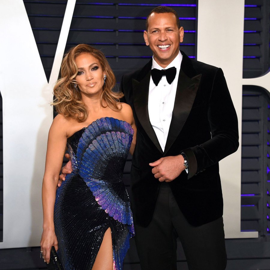 Alex Rodriguez's 'Blessed' For His 2019 Engagement To J. Lo