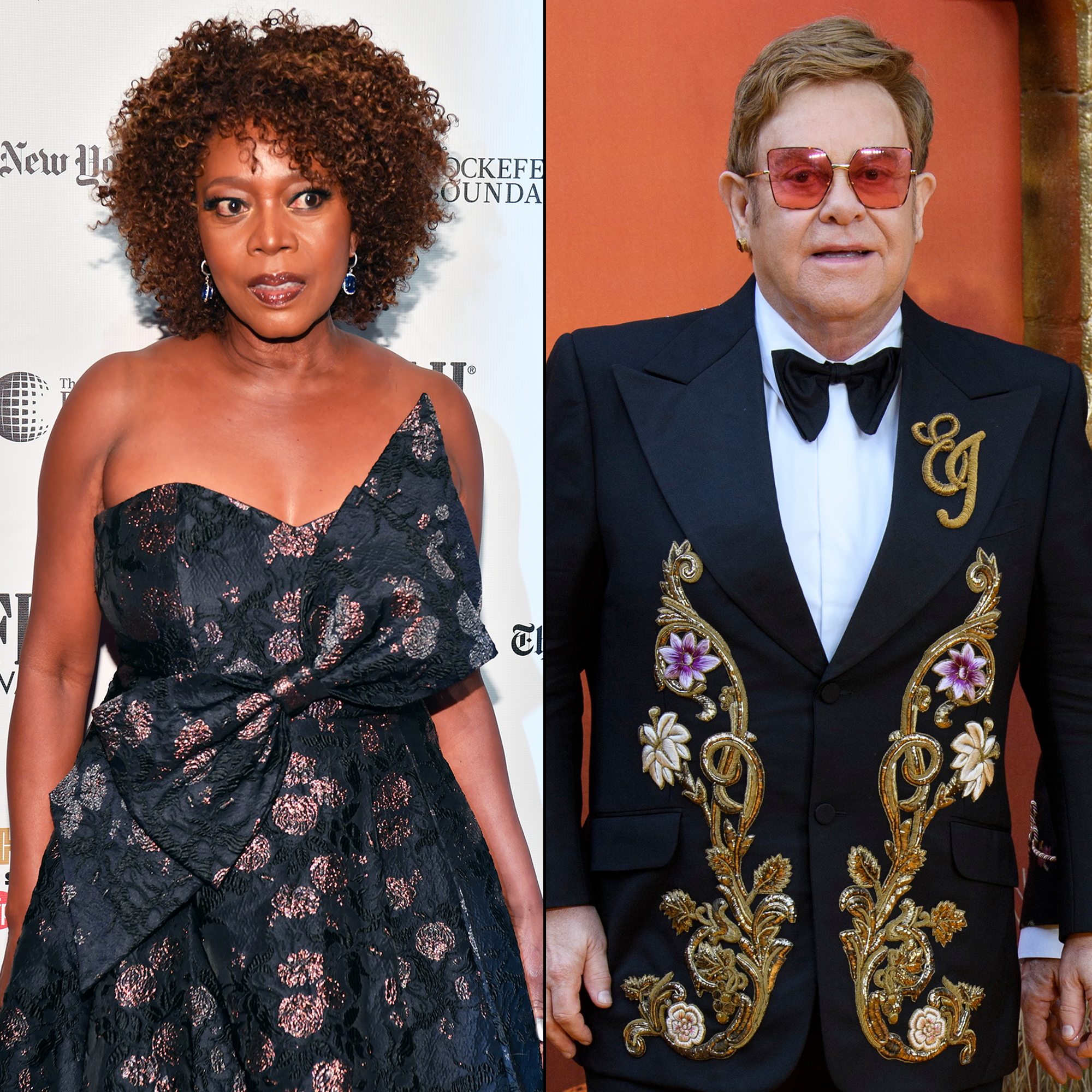 Alfre Woodard Reacts to Elton John Calling the 'Lion King' Remake a 'Disappointment'