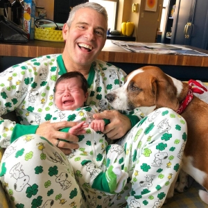Andy Cohen's Son Benjamin and Pup Wacco Are Best Friend Goals