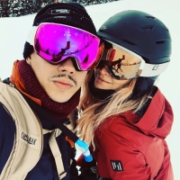 Ashlee Simpson Instagram Celebrity Snowbunnies