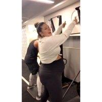 Ashley Graham's Pregnancy Pics The Final Stretch