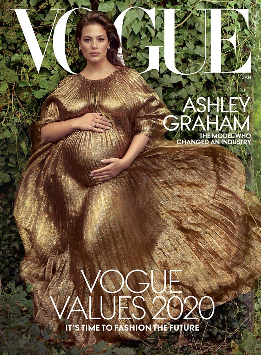 Ashley Graham Vogue Cover January 2020