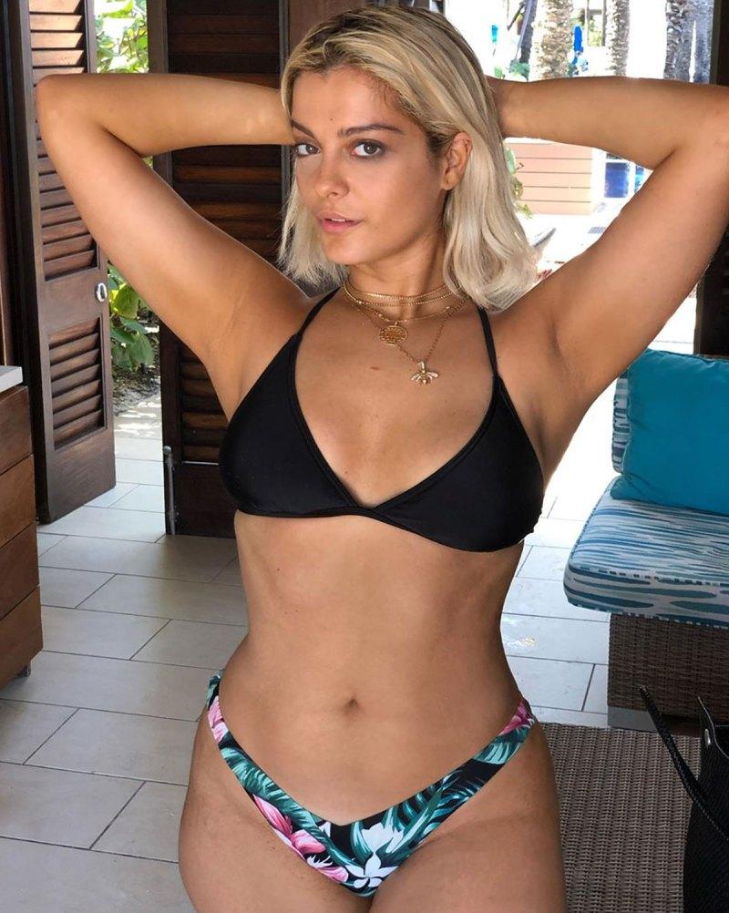 Mature in bikini