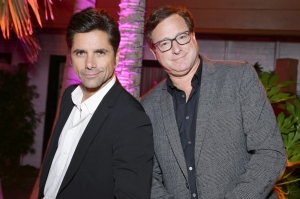 Bob Saget Gushes Over John Stamos' 'Amazing' Parenting Skills While Raising Son Billy