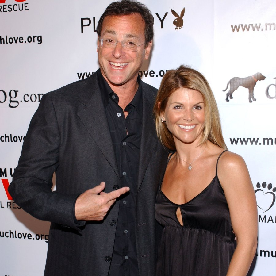 Bob Saget Says He'll 'Always Love' Costar Lori Loughlin Amid College Admissions Scandal