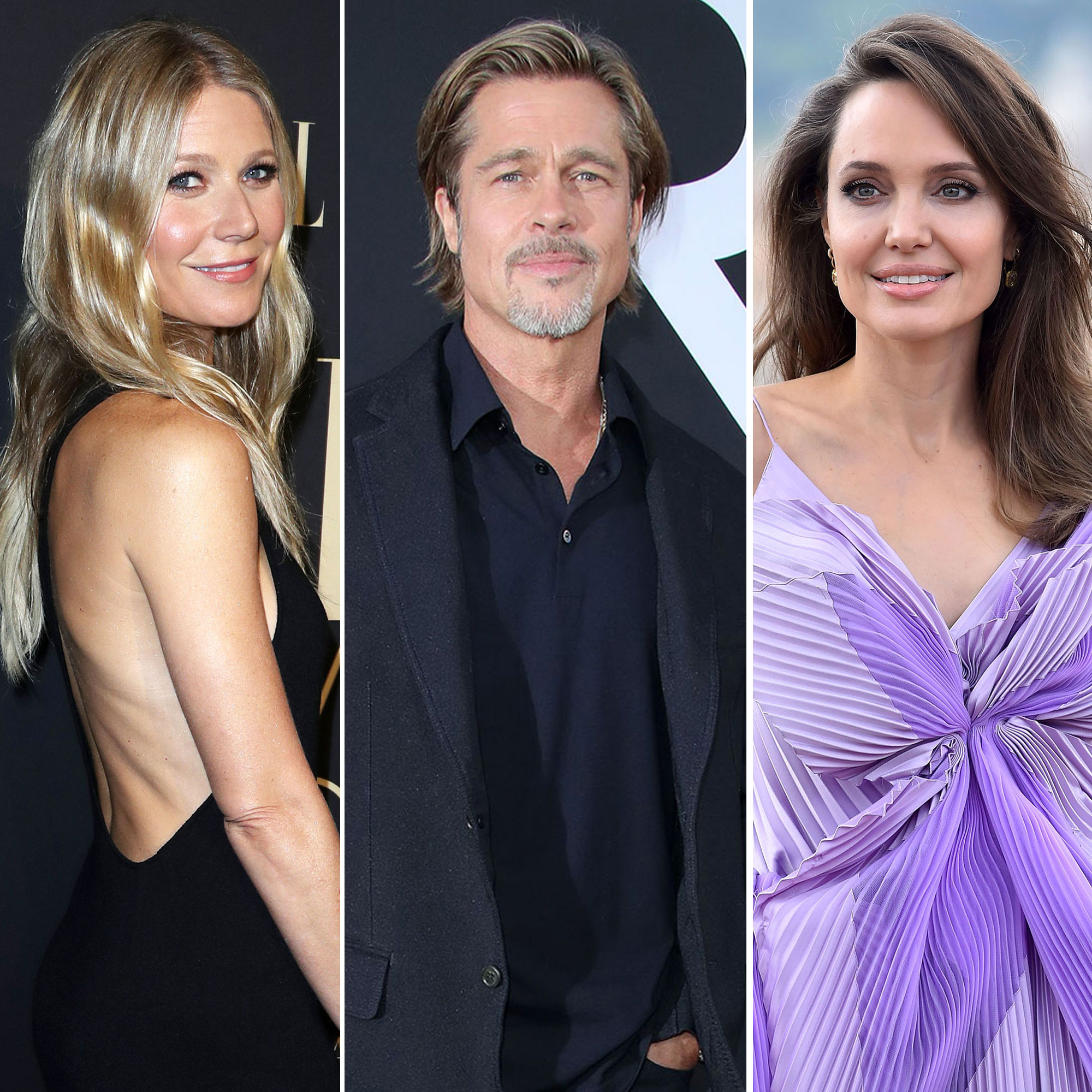 Brad Pitt dating Gwyneth Paltrow