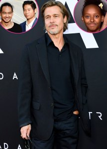Brad Pitt Is Not Expecting to See Maddox Pax Zahara Over the Holidays