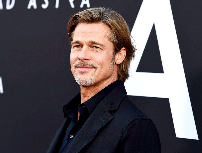 Brad Pitt not easy