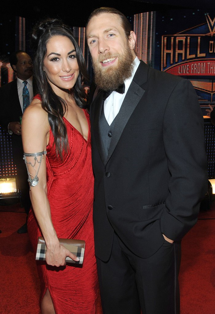 Brie Bella and Daniel Bryan Have Been 'Trying' to Get Pregnant With Baby No. 2 for 8 Months