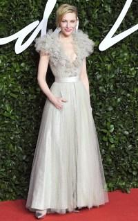 British Fashion Awards Best Dressed - Cate Blanchett