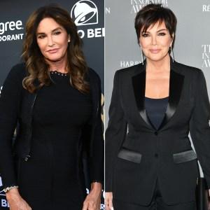 Caitlyn Jenner Reflects on Kris Jenner Divorce