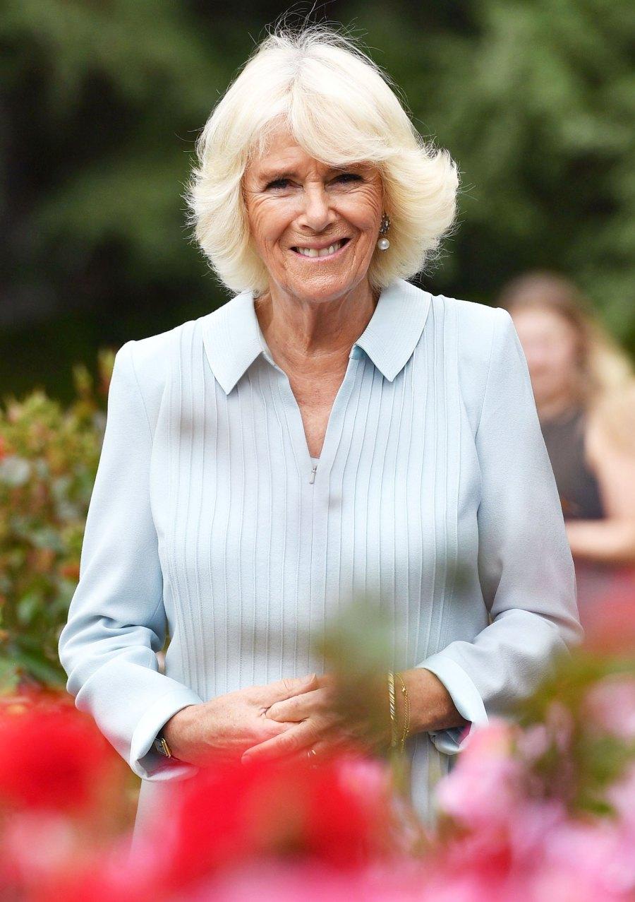 Camilla Duchess of Cornwall's Style