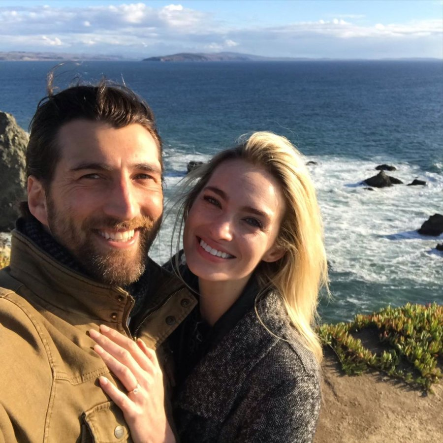 Celebrity Engagements of 2019 Clayton Snyder and Allegra Edwards