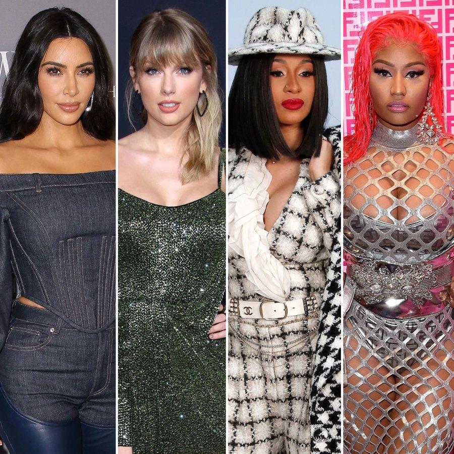 Celebrity Feuds of 2010s