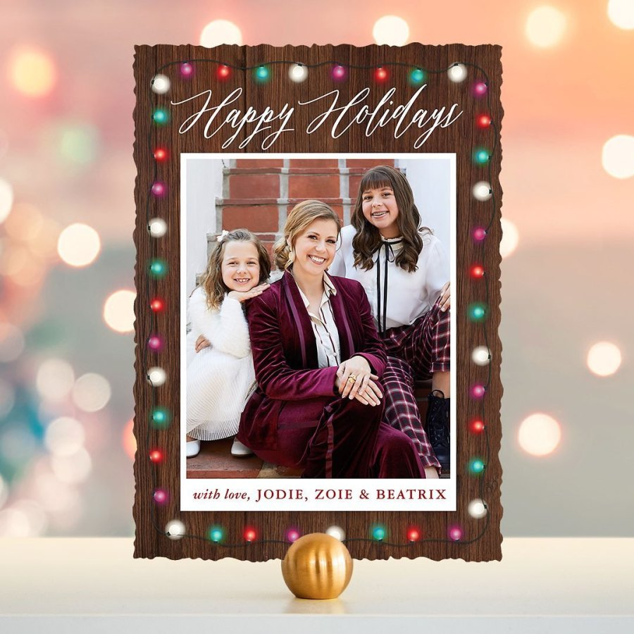 Celebrity Holiday Cards 2019