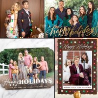 Celebrity Holiday Cards 2019