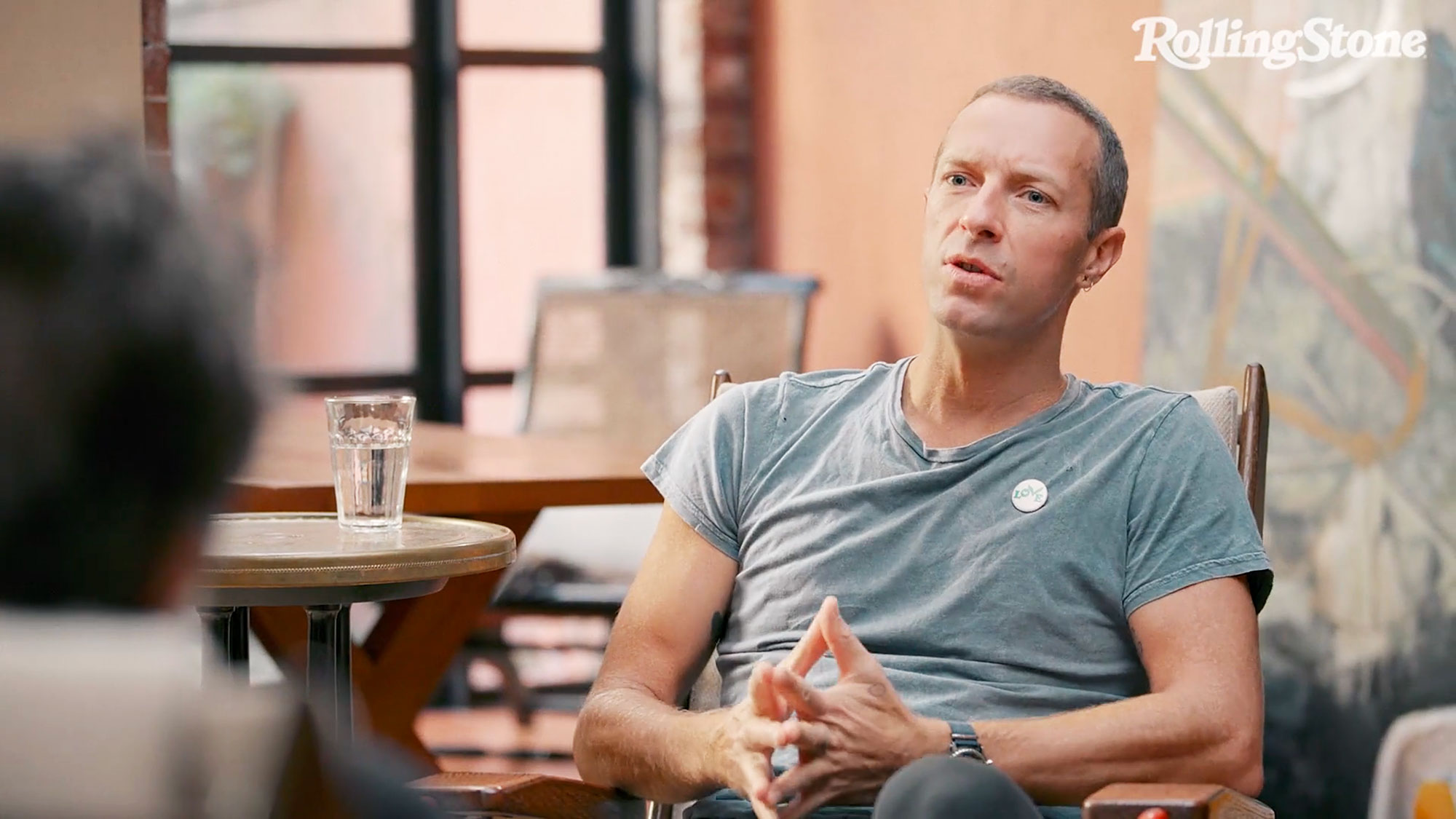 Chris Martin Admits He Was Very Homophobic as a Teen and Once Questioned His Sexuality in Rolling Stone Interview