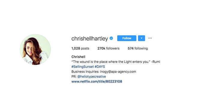 Chrishell Stausse Tweaks Social Media Bios Amid Split From Justin Hartley
