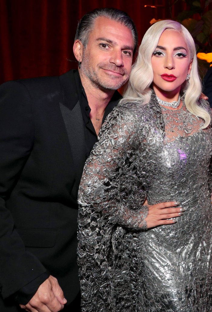 Christian Carino and Lady Gaga Premiere A Star is Born