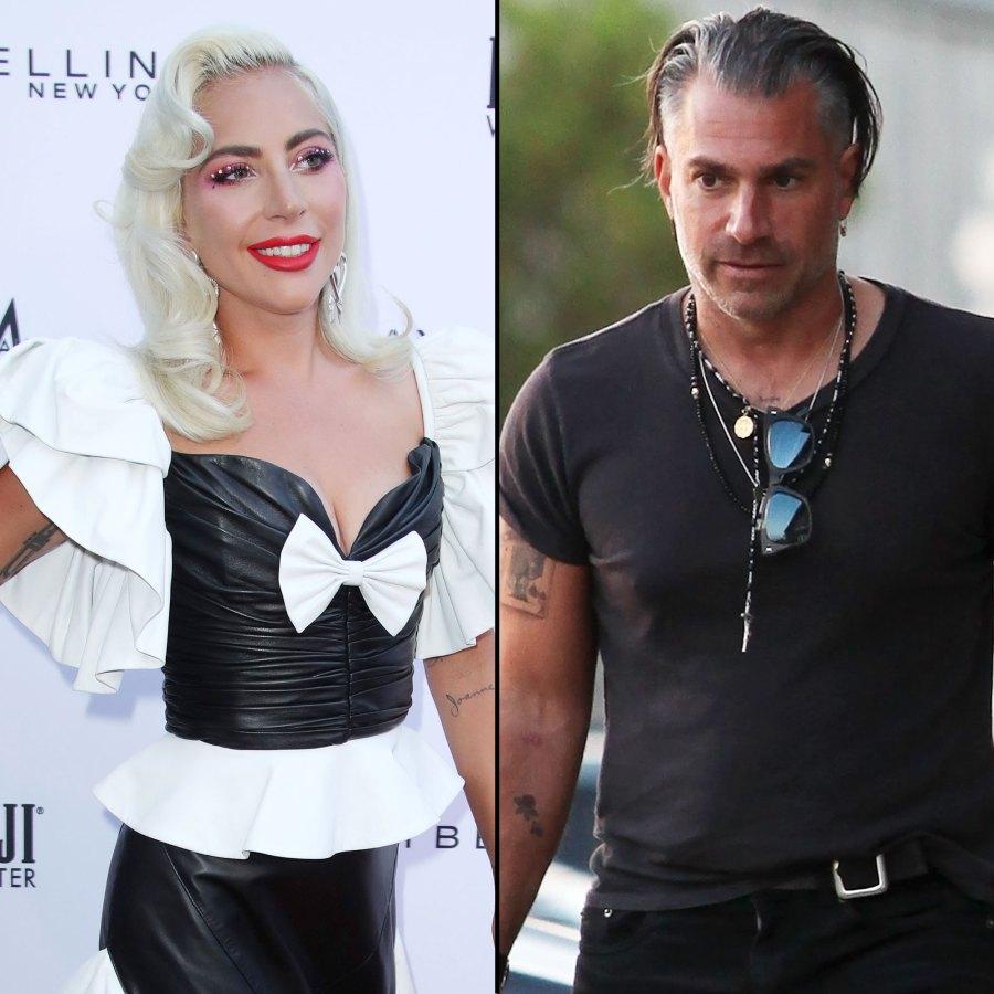 Lady Gaga and Christian Carino Talking
