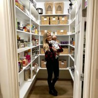 Christina Anstead Pantry Instagram