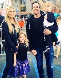 Christina Anstead Still Really Close Tarek El Moussa Family