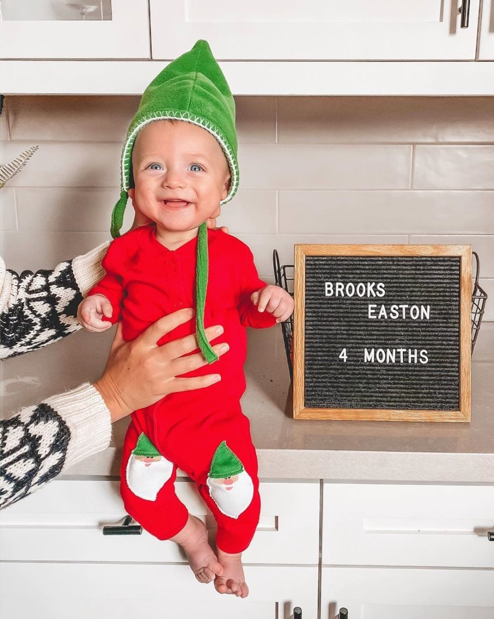 Celebrity Babies in Festive Pajamas During 2019 Holiday