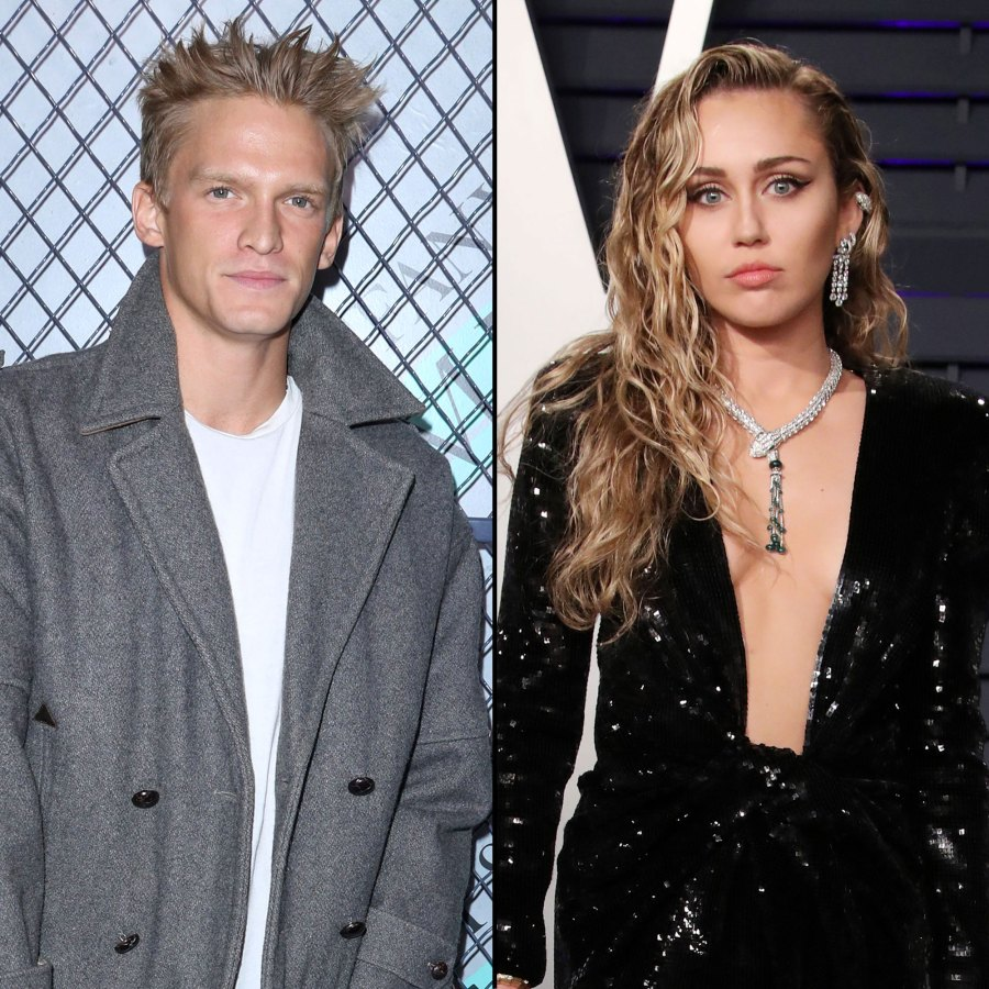 Cody Simpson Denies He Cheated on Girlfriend Miley Cyrus