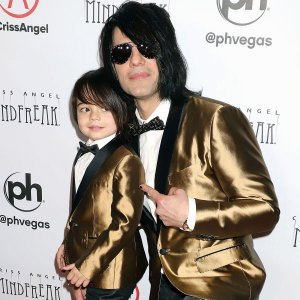 Criss Angel Reveals 5-Year-Old Son Johnny's Cancer Has Returned