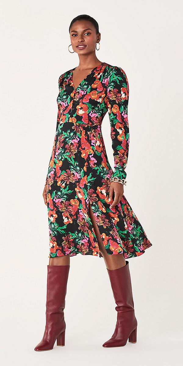 DVF-dress