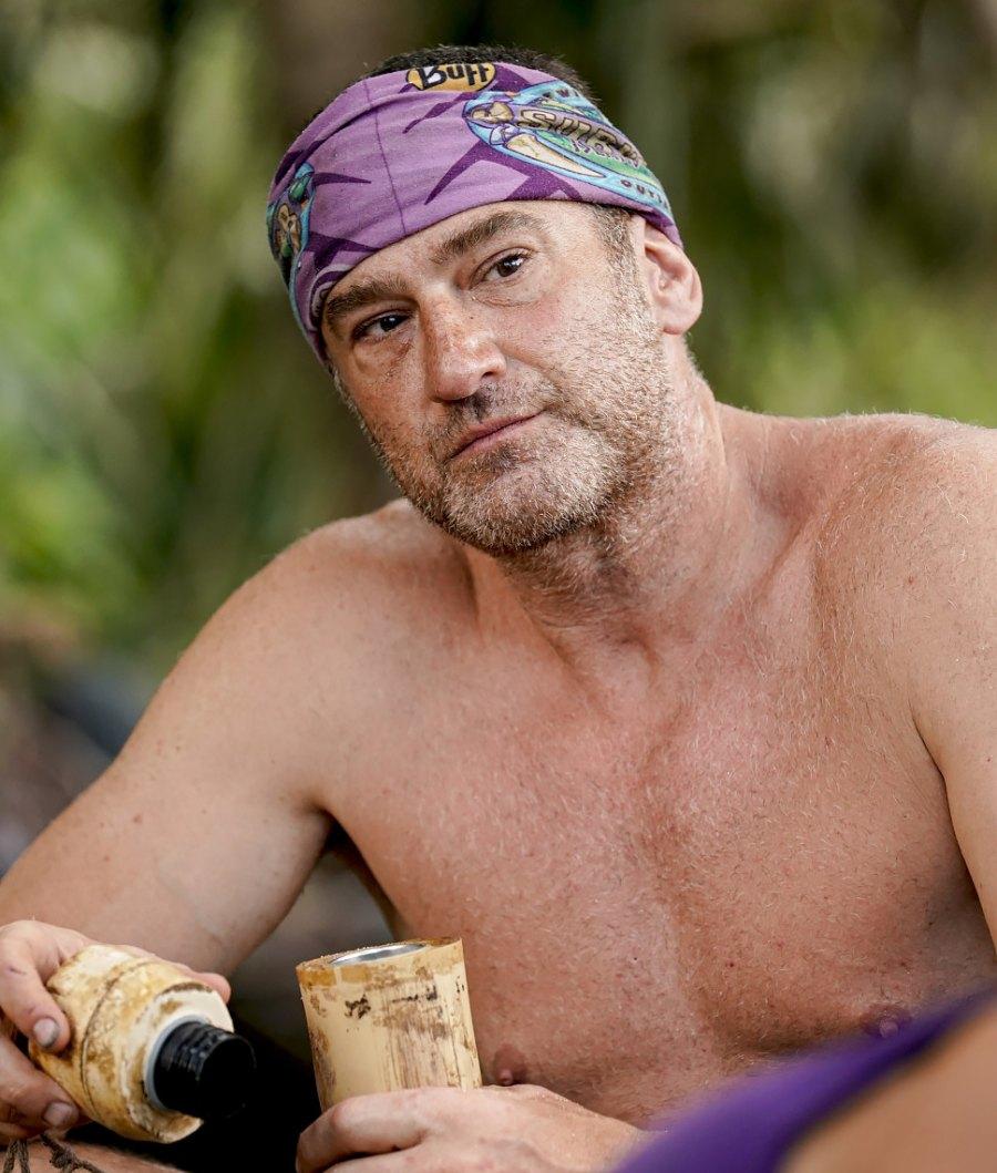 Dan Spilo Survivor contestants react