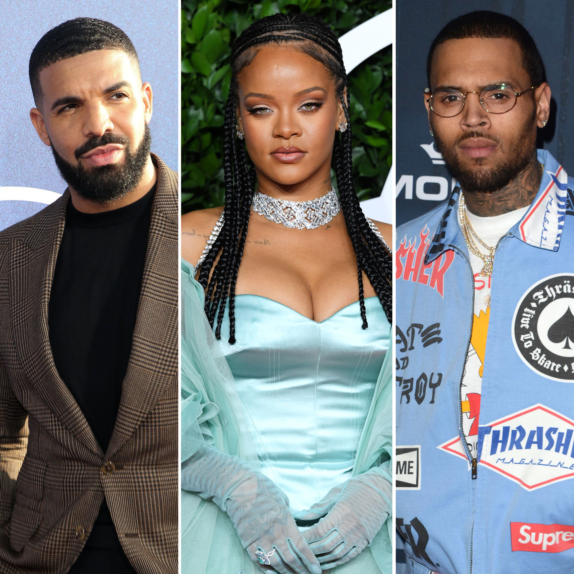 Drake Never Wanted Rihanna To Feel Disrespected By Chris Brown Collab