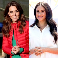 Duchess Kate Meghan Royal Food Diaries