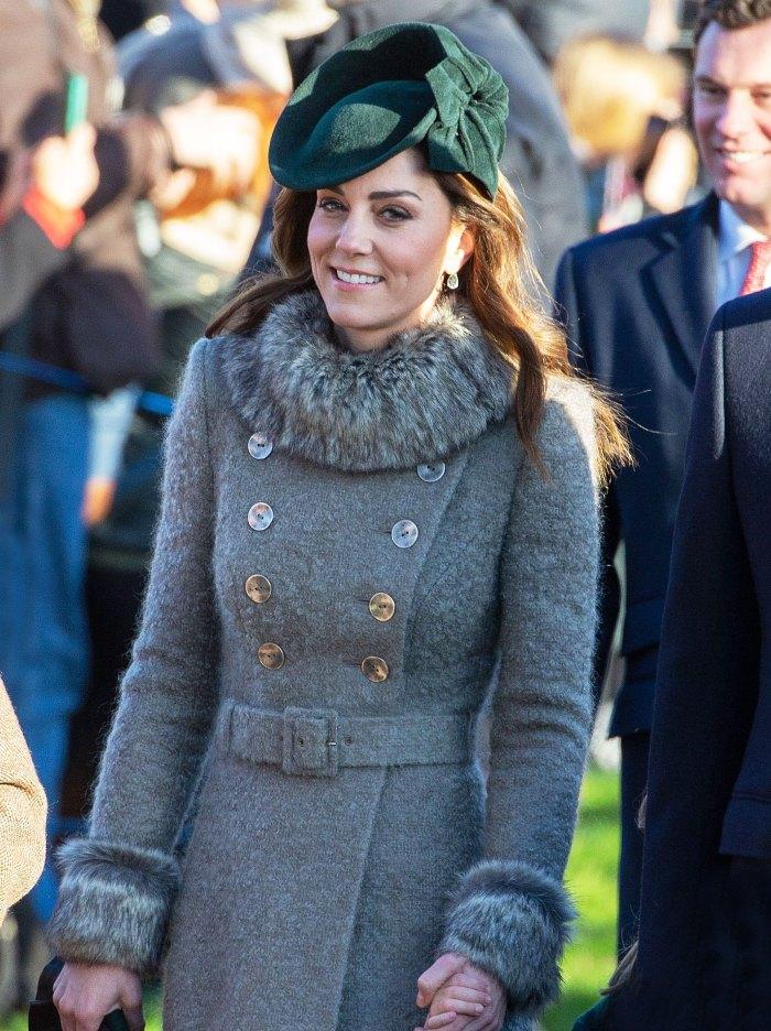 kate middleton regrets wearing winter coat on christmas day details kate middleton regrets wearing winter
