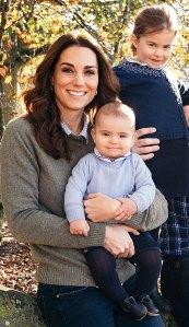 Duchess Kate Reveals Her Kids' Favorite Vegetables