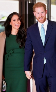 Duchess Meghan, Prince Harry Reflect on Their Involvement With Hubb Community Kitchen