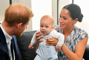 Duchess Meghan, Prince Harry's Son Archie Is Already a 'Social Butterfly!'