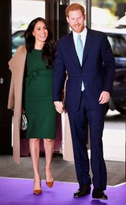 Duke and Duchess of Sussex Unviel New Archie Photo