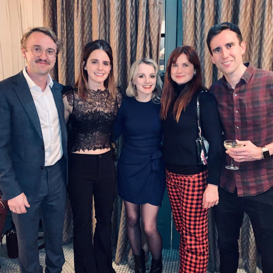Emma-Watson,-Tom-Felton-and-More-'Harry-Potter'-Cast-Members-Reunite