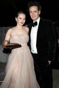 Felicity Jones Husband Charles Guard Are Expecting Their First Child
