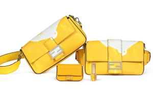 Fendi Launches 3 Limited-Edition Baguette Bags With a Surprise Twist—They're Scented!