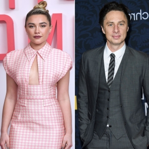 Florence Pugh Hits Back at Fan Who Pointed Out Boyfriend Zach Braff's 21-Year Age Difference